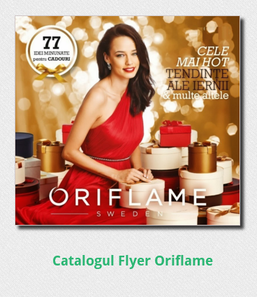 Catalogul Flyer Oriflame