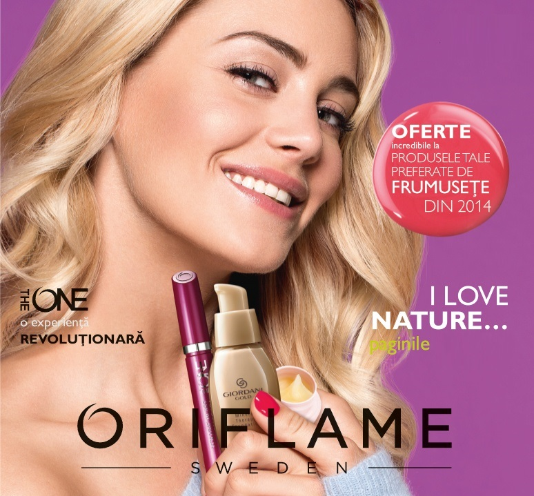 catalog Oriflame curent